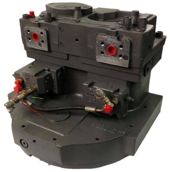 In Idle West Yorkshire: Hydraulic Pump Repair JSG Hydraulics Hydraulic Pump And